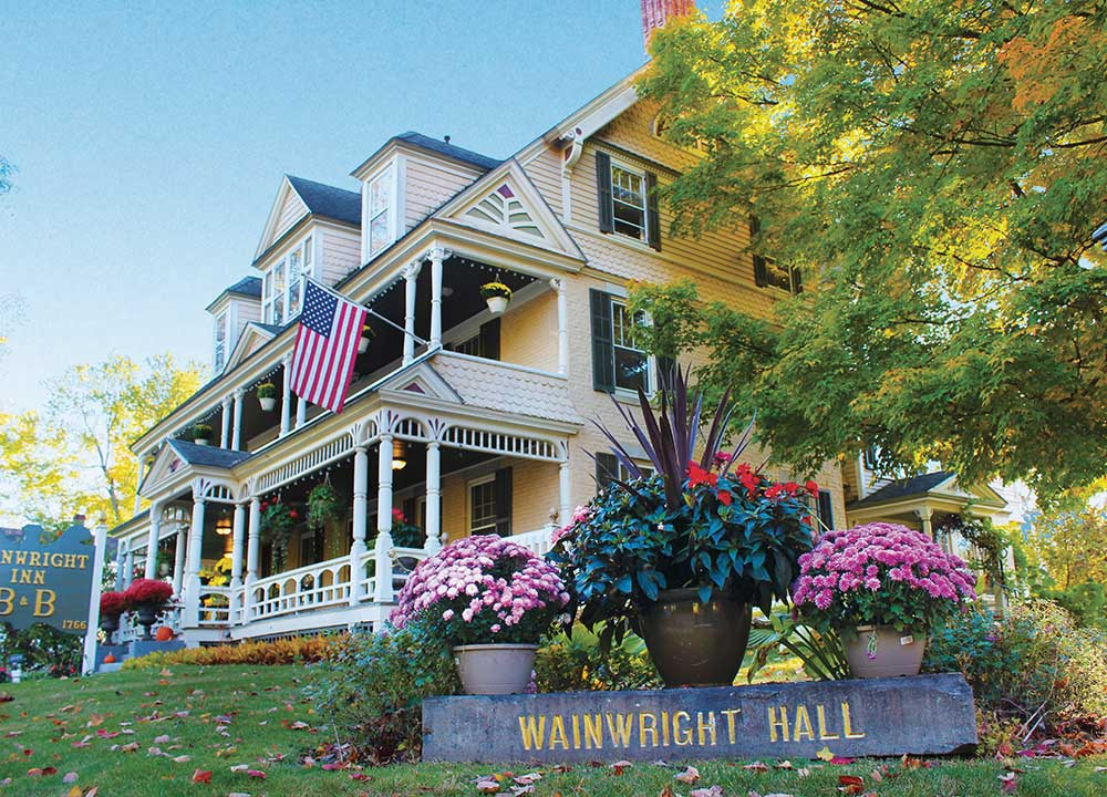 The Berkshires, Great Barrington, Wainwright Inn B&B