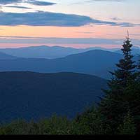 Beatutfil Mountain view The Berkshires Great Barrington MA, Wainwirght Inn B & B